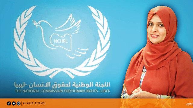 Libya'nın cesur kadınları Hafter'in hedefinde