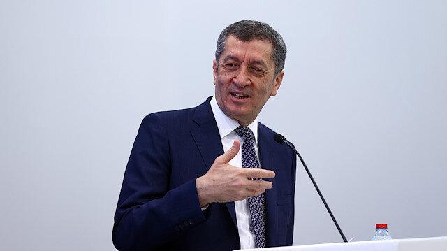 Milli Eğitim Bakanı Ziya Selçuk açıkladı: Türkiye'de bir ilk