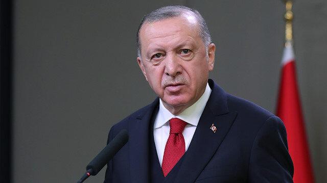 Cumhurbaşkanı Erdoğan'dan AB Liderler Zirvesi'ne mesaj: Herhangi bir yaptırım kararı Türkiye'yi çok fazla ırgalamaz