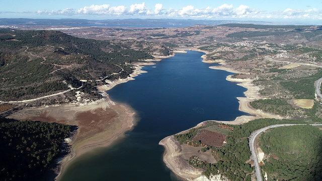 Çanakkale'de baraj boşaldı su kullanımıyla ilgili yasaklar geldi