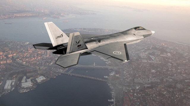 Milli Muharip Uçak 2023'te hangardan çıkacak