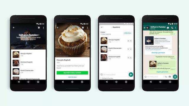 WhatsApp, alışveriş yapmayı kolaylaştırıyor: WhatsApp Sepetler aktif edildi