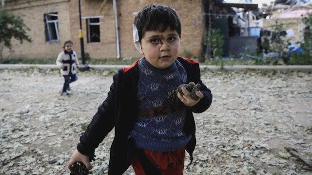 Ermeni işgali sonucu yetim kalan çocuklar için ABD'de yardım kampanyası başlatıldı