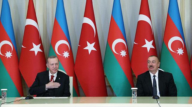 Azerbaycan Cumhurbaşkanı Aliyev: Türk SİHA'ları Azerbaycan'ın zaferinde büyük rol oynadı