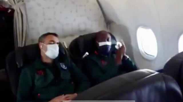 Medipol Başakşehir'e THY pilotundan sürpriz anons: Yolunuz daima açık olsun