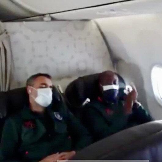 Medipol Başakşehire THY pilotundan sürpriz anons: Yolunuz daima açık olsun
