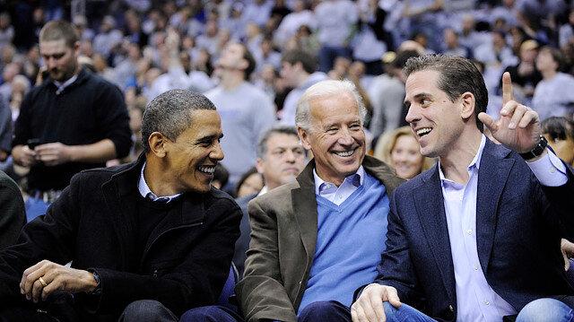 Joe Biden'ın oğlu Hunter Biden'a vergi kayıtları nedeniyle soruşturma açıldı
