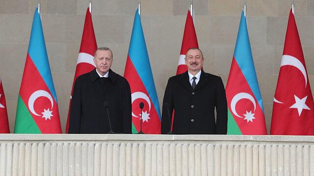 Azerbaycan'ın gurur günü: Karabağ Zaferi kutlanıyor
