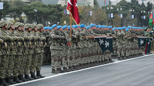 Duygulandıran destek: Türkiye'nin Azerbaycan'a '2783 asker' göndermesinin sebebi belli oldu