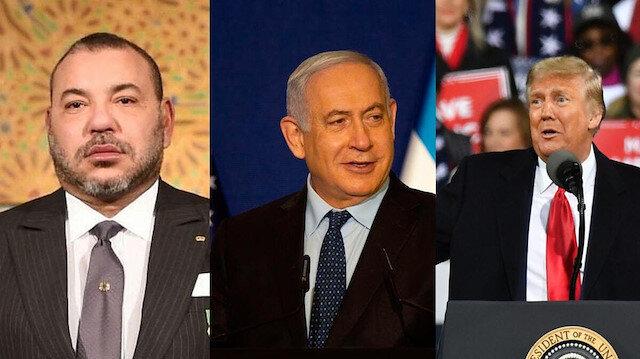 Fas İsrail'le ilişkilerini normalleştiren altıncı Arap ülkesi oldu