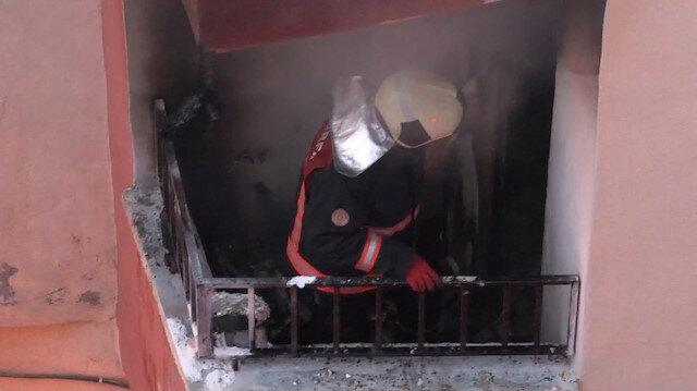 Şanlıurfa'da korku dolu anlar: Gaz sızıntısı patlamaya neden oldu