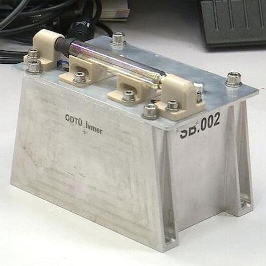 طوره أتراك للفضاء.. جهاز لقياس الإشعاع يكمل مهتمه بنجاح