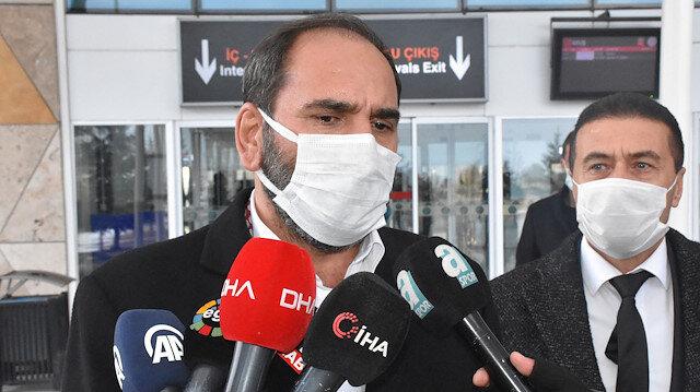 İsrail'de saatlerce bekletilen Sivasspor kafilesi yurda döndü