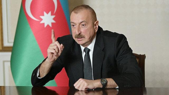 Azerbaycan Cumhurbaşkanı Aliyev'den Ermenistan'a sert uyarı: Bu sefer onları tamamen yok ederiz