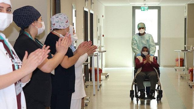 Günlük Koronavirüs Tablosu'nda 'iyileşen sayıları' güncellendi
