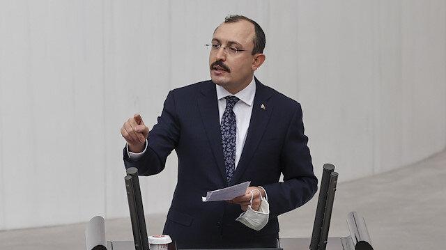 AK Partili Mehmet Muş'tan HDP'ye sert tepki: Siz Kemal Pir'seniz biz Ahmet Çamur'uz