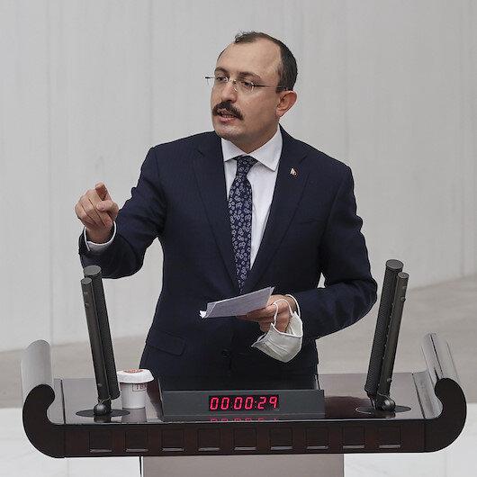 AK Partili Mehmet Muştan HDPye sert tepki: Siz Kemal Pirseniz biz Ahmet Çamuruz