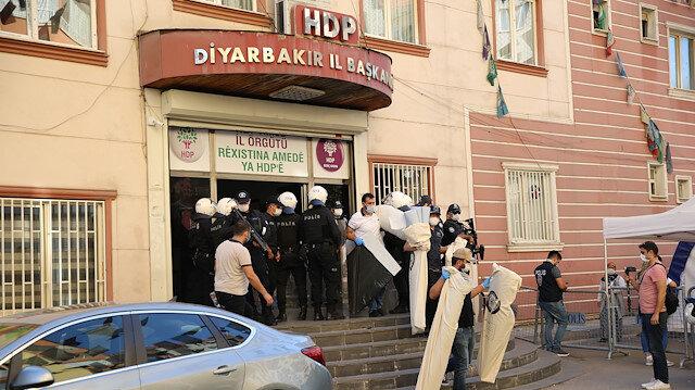 HDP adaylığı için terör örgütü PKK'ya yakınlık şartı