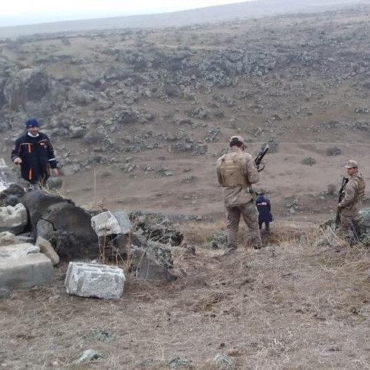 Iğdır'da kayıp 6 çocuk babası, mağarada ölü bulundu