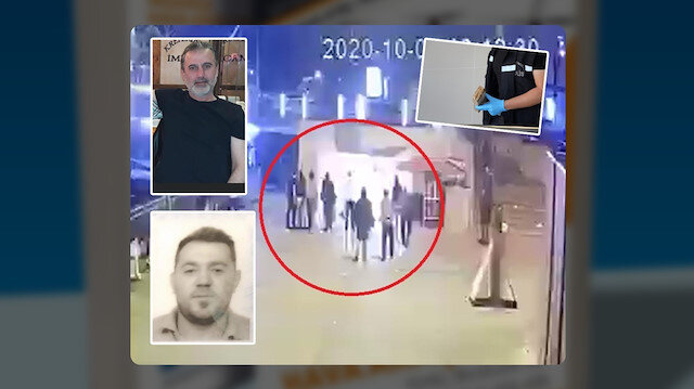 Kalaslı saldırgan dehşet saçtı: Para istediği kişilerin verdiği 5 lirayı beğenmeyince başına vurup öldürdü