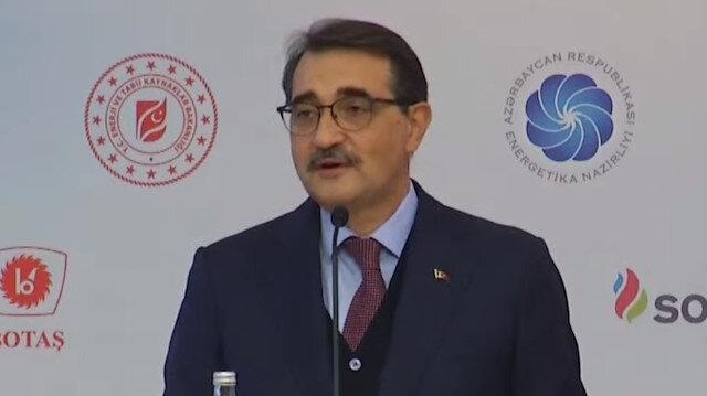 Türkiye ile Nahçıvan arasındaki yeni enerji hattı için imzalar atıldı