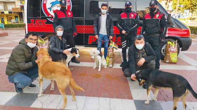 Polis adayına hayvan hakları eğitimi