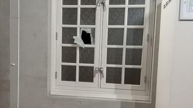 Hollanda'da Amsterdam Ayasofya Camii'ne alçak saldırı