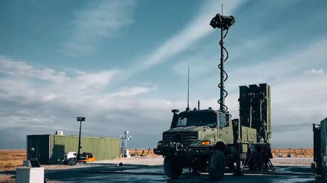 Milli hava savunma sistemi HİSAR-A'nın son kabul testi yapıldı: Kullanıma hazır