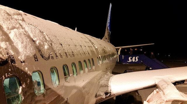 ABD'de havayolu şirketleri kar fırtınası nedeniyle yüzlerce uçuşu iptal etti