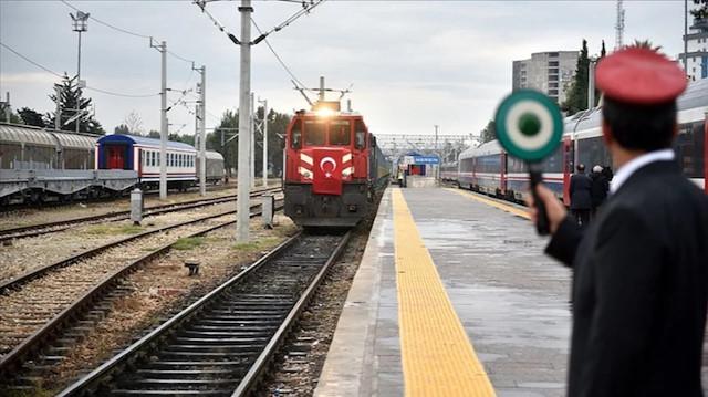 Halkalı'da durduğu iddia edilmişti: İlk ihracat treni Çin'e ulaştı