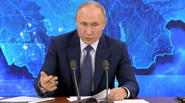Rus lider Putin: Erdoğan'ın özü sözü birdir