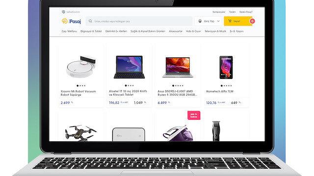 Turkcell yeni bir elektronik pazar yeri kurdu: Turkcell Pasaj