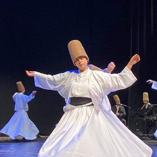 İBB'nin sözde Şeb'i Arus programında kadın-erkek sema yaptı Kuran'ı Kerim Türkçe okundu
