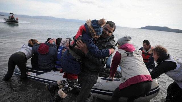 BM: 2020'de Kovid-19 salgınına rağmen göç yollarında 3 bin 174 düzensiz göçmen öldü
