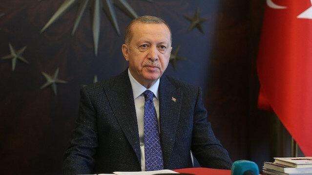 Cumhurbaşkanı Erdoğan, Zeljko Komsic ile telefonda görüştü