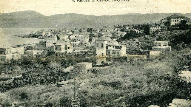 Sürgün'den Beyrut manzaraları