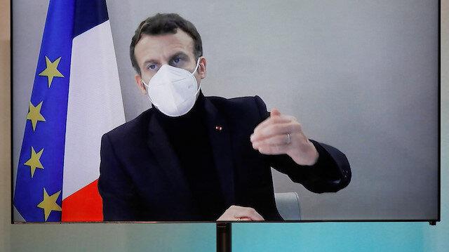 Fransa'da halkın yüzde 60'ı Macron'dan memnun değil