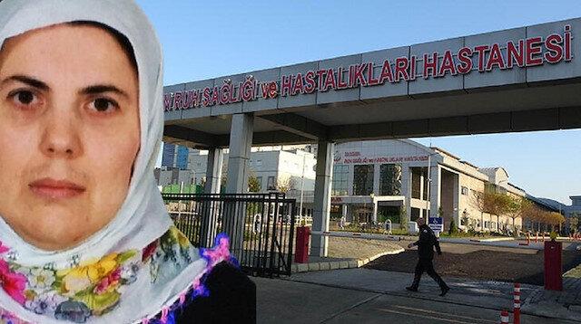 Ruh Sağlığı Hastanesi'nde dehşet: Uykusunda yastıkla boğdu