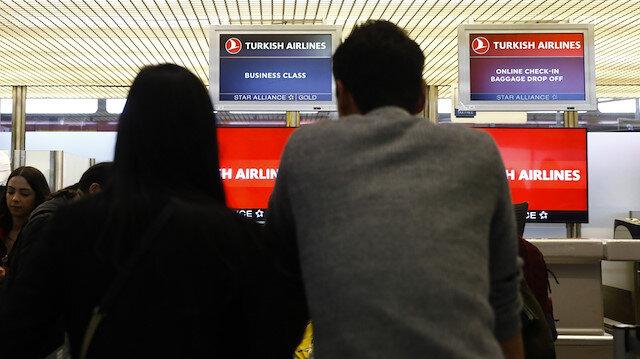 THY'den uçuşların durdurulduğu dört ülkeye ilişkin açıklama: Yolcular mağdur edilmeyecek