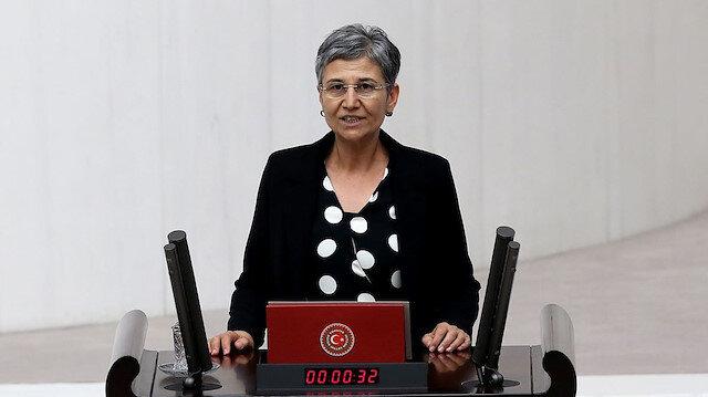 HDP'li Leyla Güven'e terör soruşturmasından yargılandığı davada 22 yıl ceza verildi