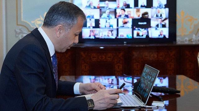 İstanbul Valisi Yerlikaya duyurdu: Vaka oranı yüzde 40 azaldı