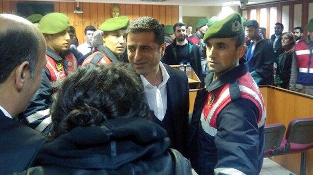 AİHM'den teröre destek kararı: Selahattin Demirtaş'ın tahliyesini istediler