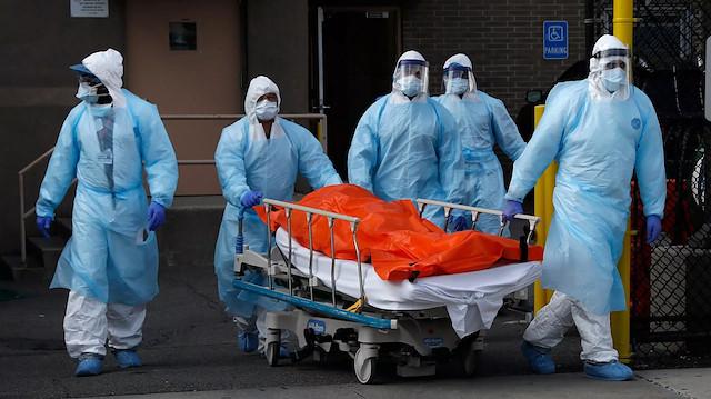 Koronavirüse yakalanan kişi sayısı dünya genelinde 77 milyonu geçti