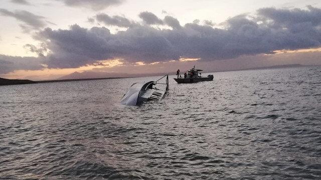 Van Gölü'ndeki tekne faciasıyla ilgili sanıkların 38 yıl hapsi isteniyor