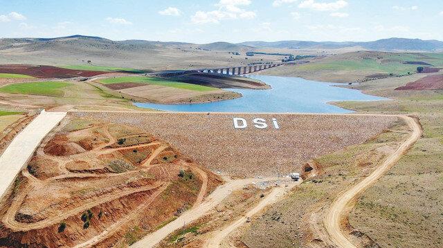 DSİ'den 2021'de 394 tesis: Zirai gelir yaklaşık 5 kat artacak