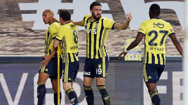 Bahattin Şimşek'in damga vurduğu maçı Fenerbahçe farklı kazandı