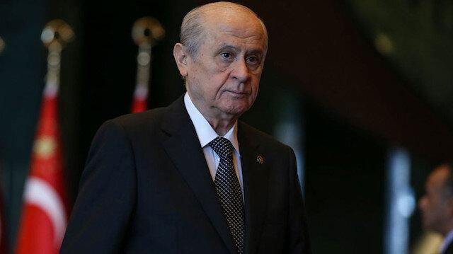Bahçeli: 2023'te Recep Tayyip Erdoğan yeniden Cumhurbaşkanı olacaktır
