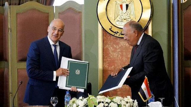 Συμφωνία «Ειδική Οικονομική Ζώνη» Ελλάδας και Αιγύπτου που δημοσιεύθηκε στον ΟΗΕ
