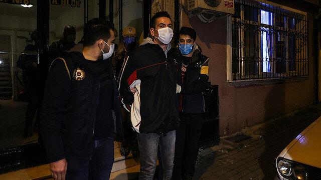 İstanbul'un 7 ilçesinde El Kaide ve DEAŞ operasyonu