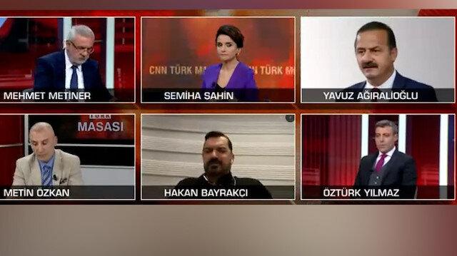 İYİ Partili Ağıralioğlu'na
